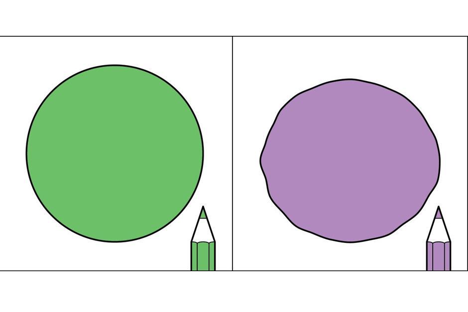 Hay quienes respetan las líneas y quienes no. (Imagen: society6.com)