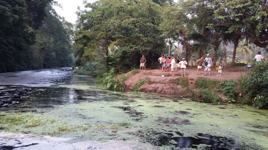 La contaminación afecta a los pobladores de los municipios Comapa, Jalpatagua y Moyuta. (Fotos: Cortesía El Diario de Hoy)