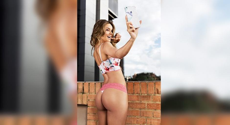 La hermosa, Alejandra Buitrago, está un poco desinformada y causó furor en las redes al afirmar que Messi es colombiano.