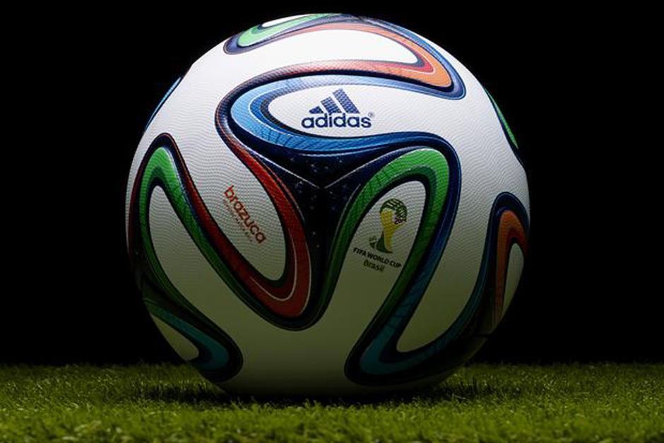 Brazuca será el balón oficial del Mundial de Brasil 2014