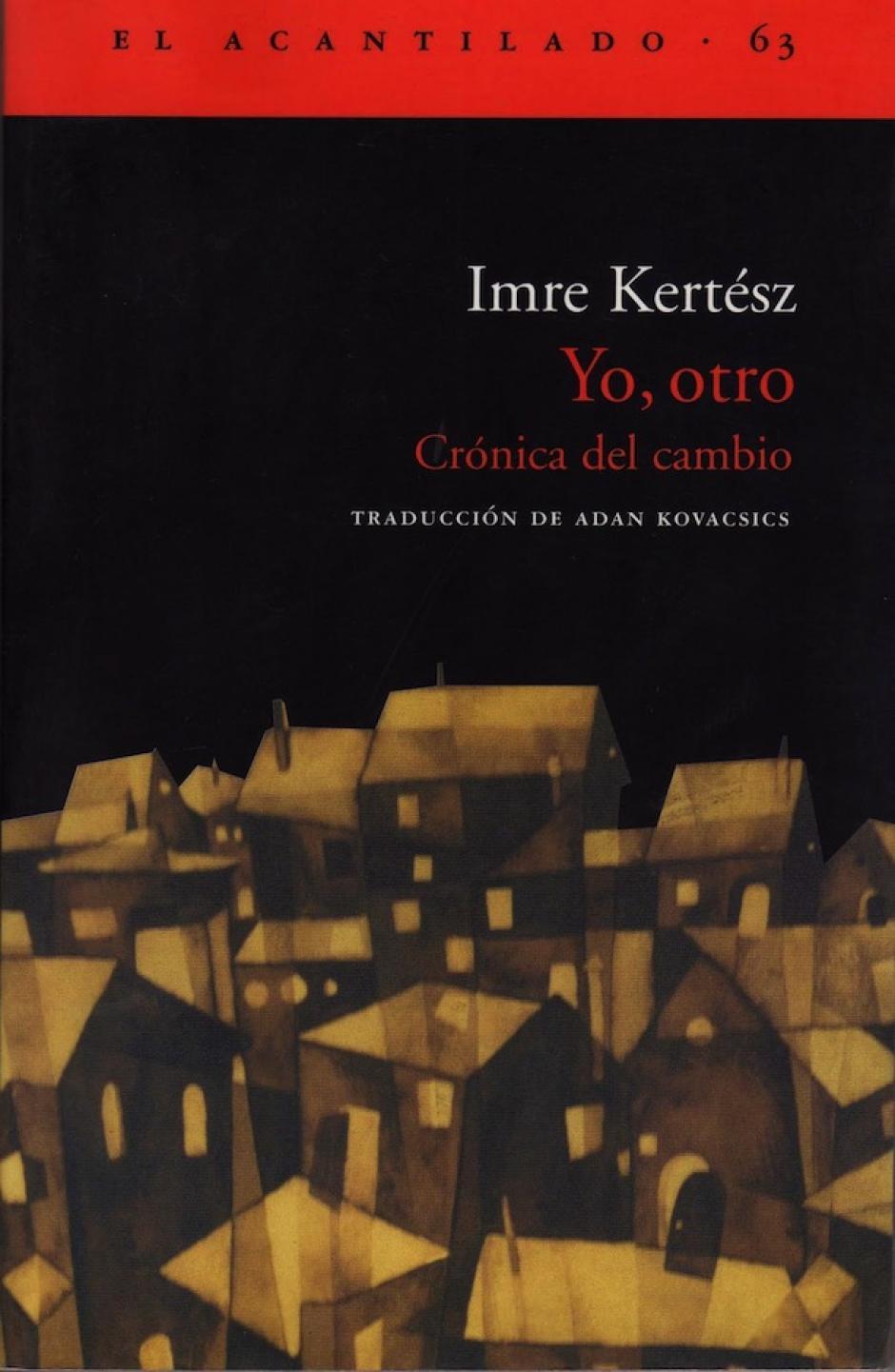 Imre ganó el Premio Nobel de Literatura 2002. (Foto: literaliamexicolibro)