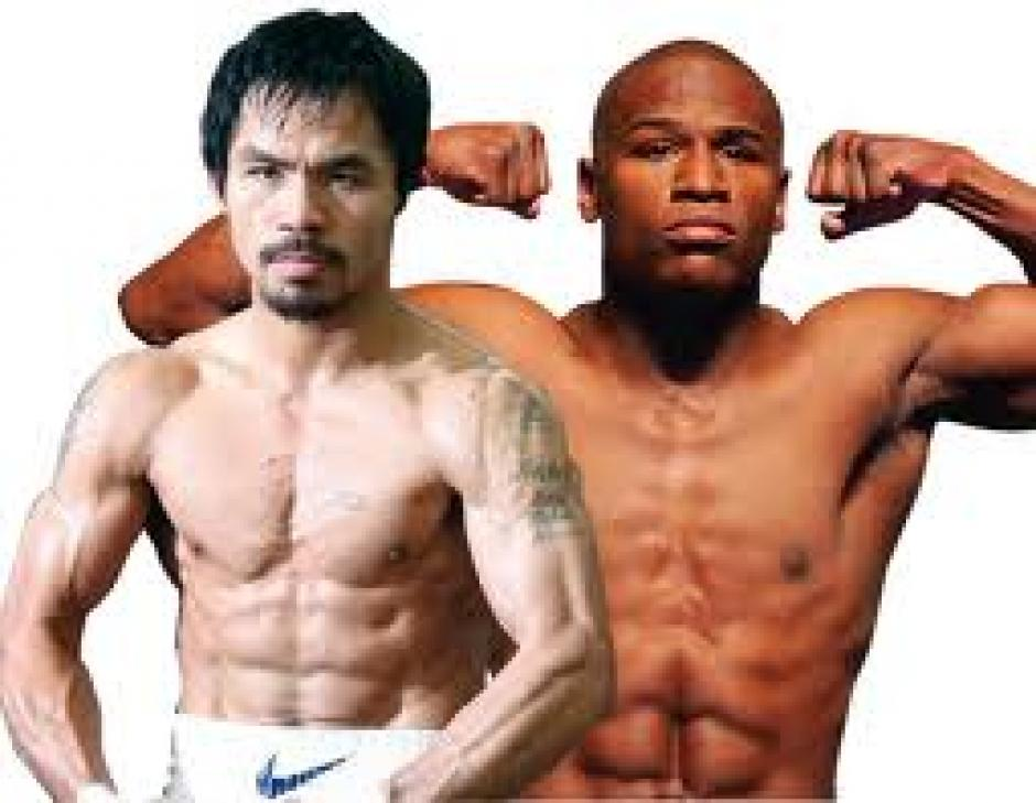 Floyd mayweather, Manny Pacquiao, Boxeo, 2014