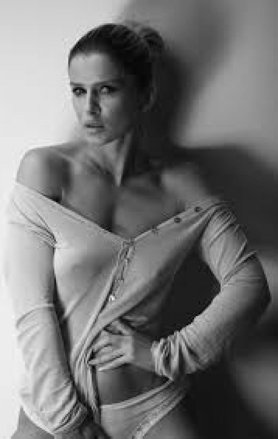 Las fotos de Slobodanka Tosic ciculan en la web. (Foto: Klix)