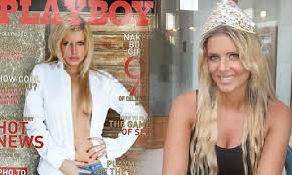 Slobodanka Tosic fue reina de belleza y posó para Play Boy. (Foto: Klix)