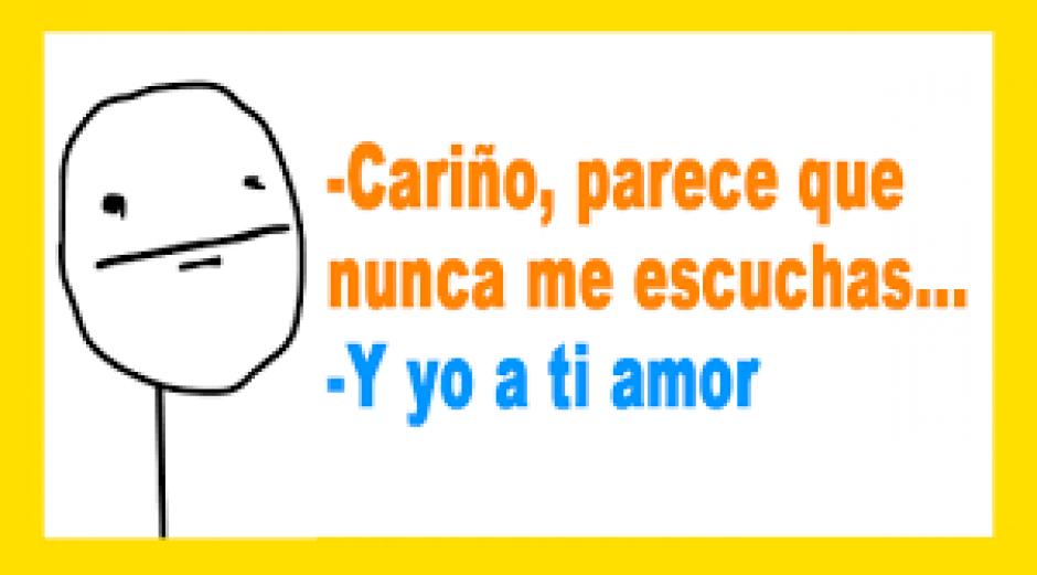 """En los """"memes"""" se pueden expresar con sarcasmo. (Foto: Taringa)"""