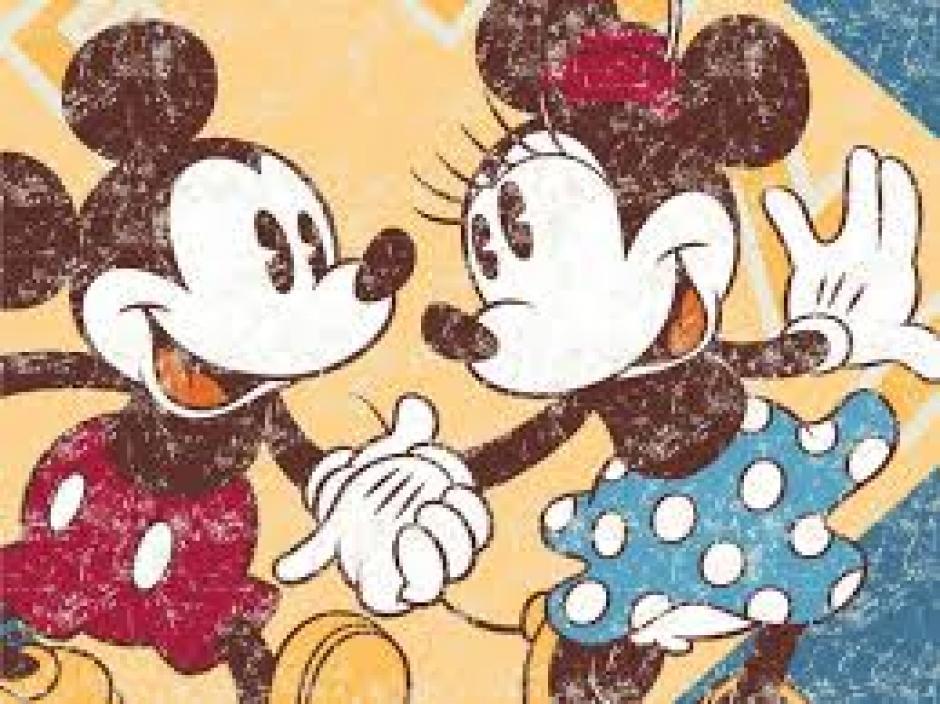 Minnie y Mickey los dos personajes inseparables. (Foto: imagui)