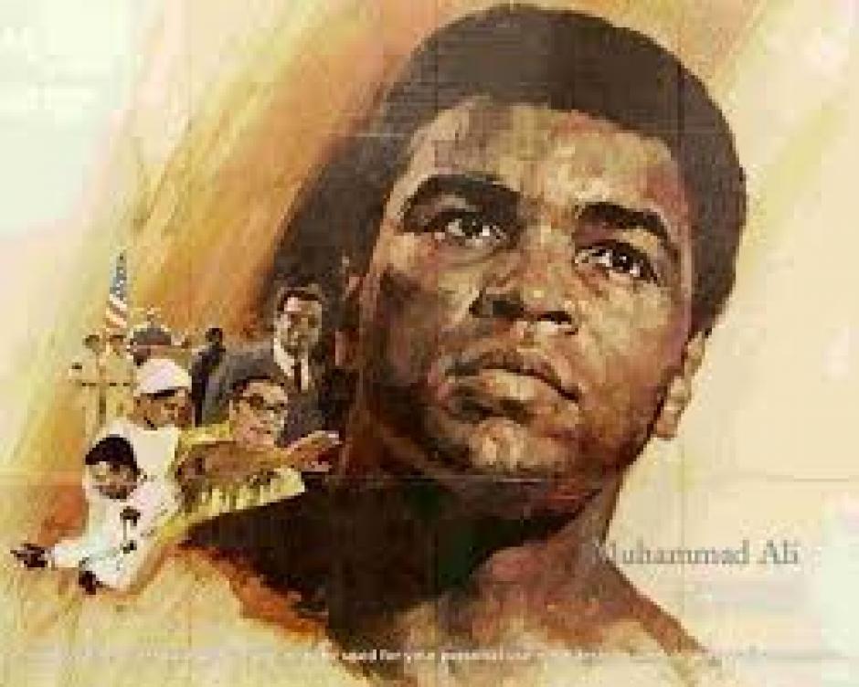 Muhammad Ali inspiró toda una generación. (Foto: CNN)
