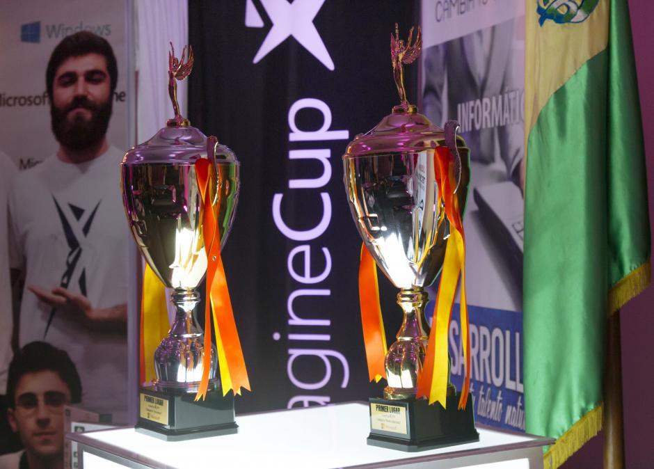 Los dos proyectos finalistas podrían representar a Guatemala en la final mundial. (Foto: Eddie Lara/Soy502)