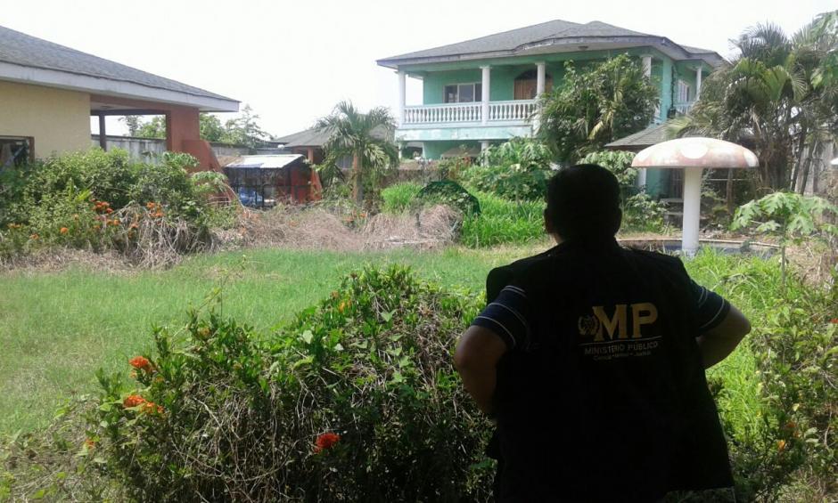 La casa de Byron Lima se ubicaba en Torremolinas. (Foto: MP)