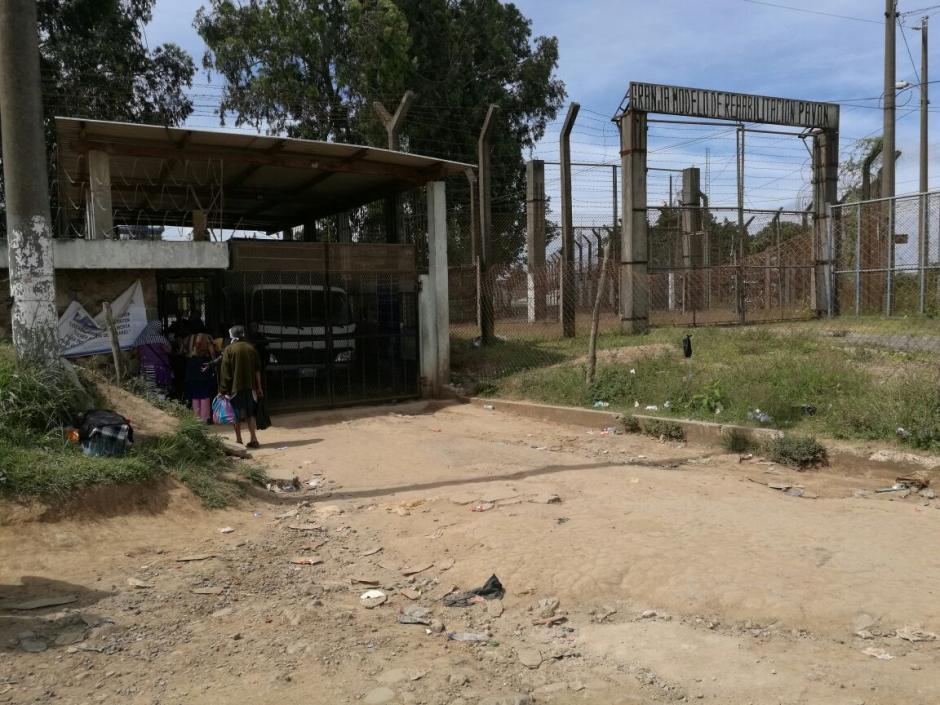 Esta mañana, el centro carcelario ya se encontraba bajo el control de las autoridades del Sistema Penitenciario. (Foto: Wilder López/Soy502)