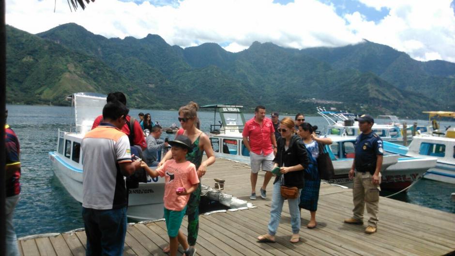 Al menos 51 mil salvadoreños visitaron el país durante la semana. (Foto: Inguat)