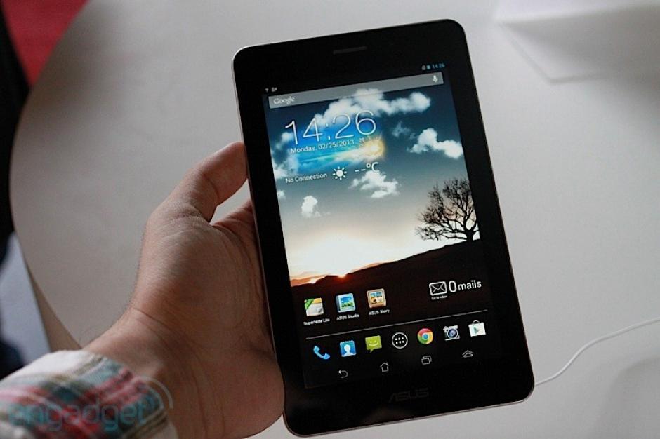 El Azuz Fonepad es una tableta que funciona como teléfono con sistema Android. (Foto: Azuz)