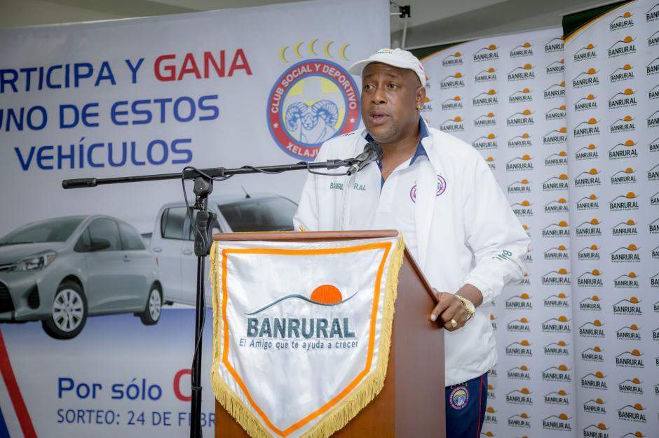 Hernán Medford, director técnico de Xelajú M.C. comenta sobre la presión que tiene ante la afición de campeonizar con el club Xelajú M.C. (Foto: George Rojas / Soy502)