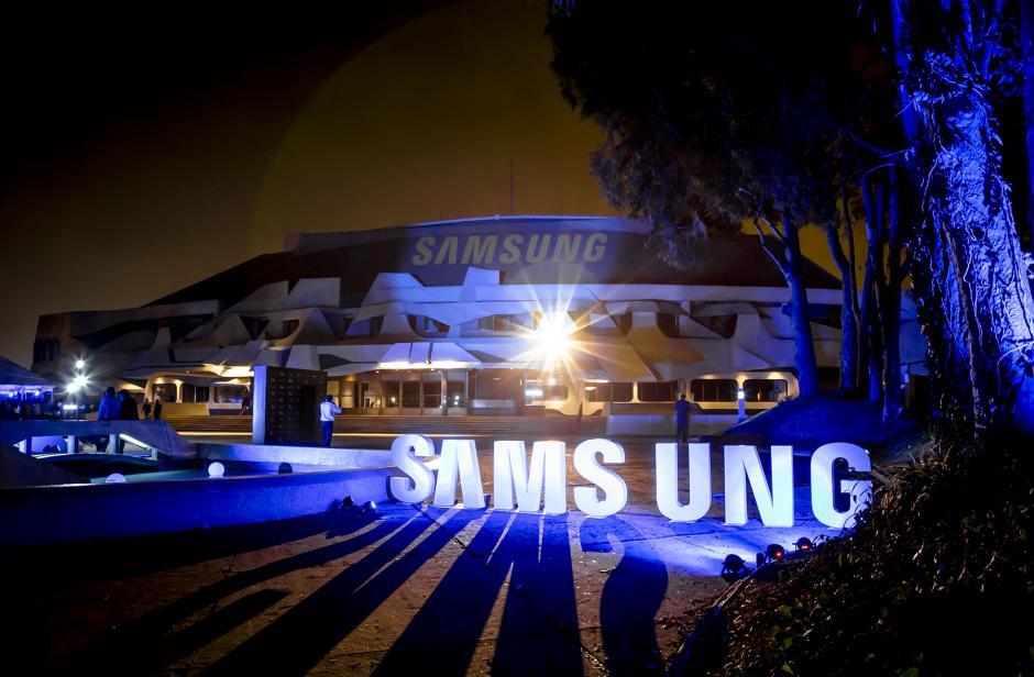 La presentación del Samsung S7 y S7 Edge se realizó en el Centro Cultural Miguel Angel Asturias. (Foto: Eddie Lara /Soy502)