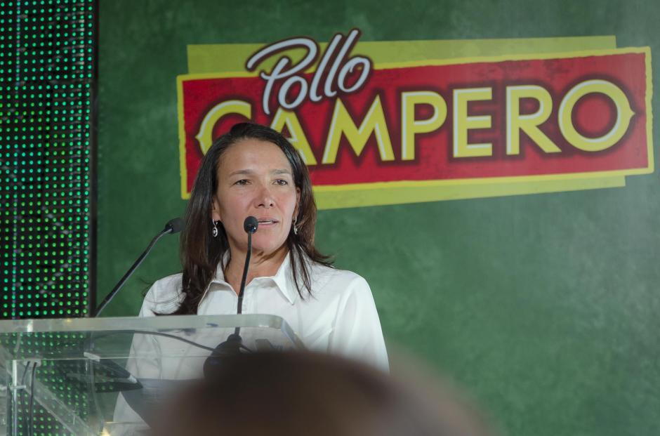 Ana Lucrecia Montes, presidenta de junta directiva de la Fundación AYUVI.  (Foto: George Rojas/Soy502)