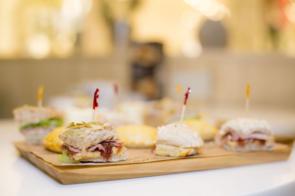 El menú de Bistro fusiona recetas internacionales con ingredientes propios de nuestra cultura culinaria.(Foto: George Rojas/Soy502)
