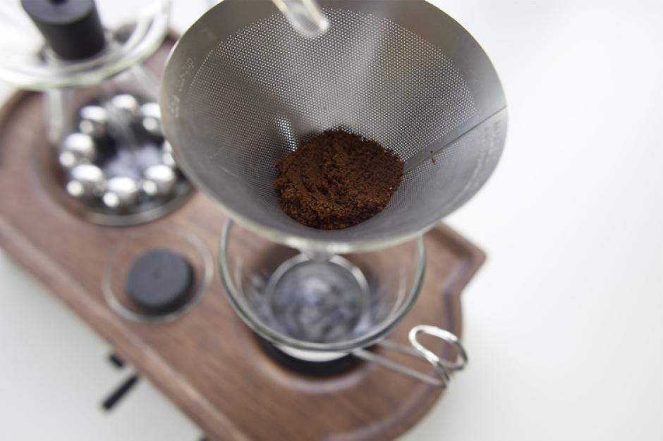 La noche anterior tienes que dejar preparada agua y café. (Foto: joshrenoufdesign.com)