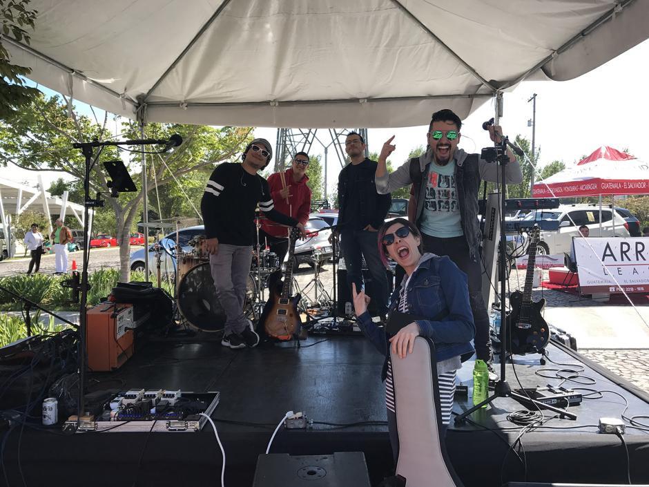The One Man Band dio un espectáculo el año pasado. En esta oportunidad también habrá un show musical de cierre. (Foto: cortesía Deco City)