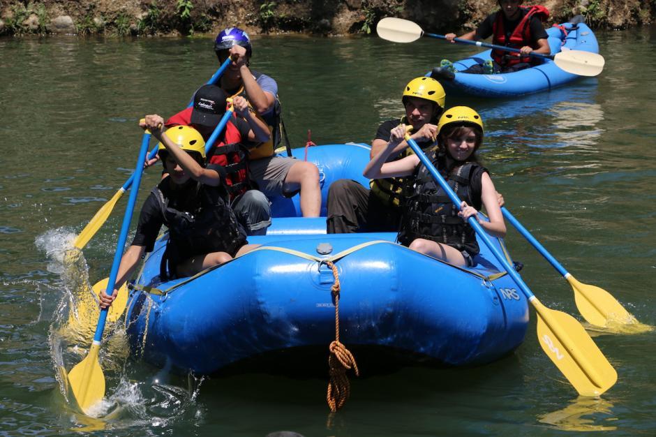 El turismo de aventura es la principal atracción. (Foto: Inguat)