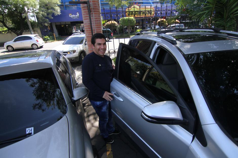 Salvador Cabañas, brinda charlas a futbolistas en Guatemala. (Foto: Wilder López/Soy502)