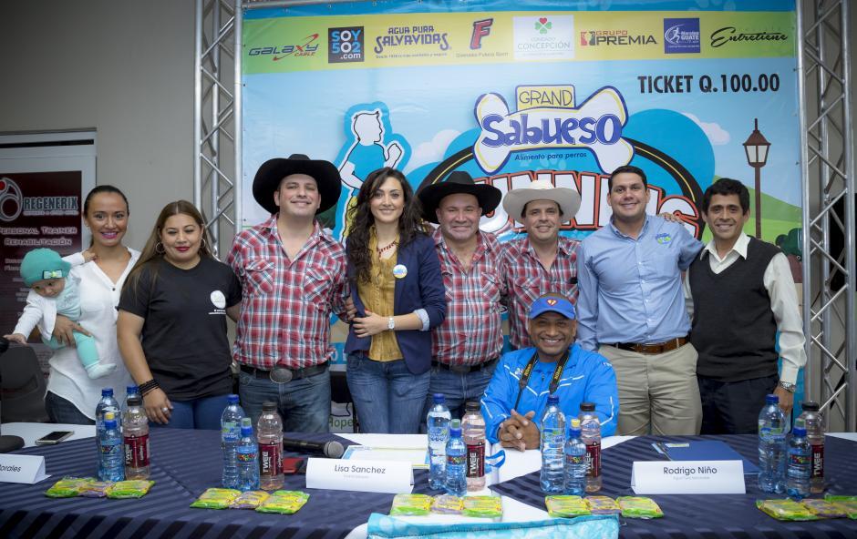 Los 3 Huitecos serán parte del evento, junto a otras sorpresas que garantizarán momentos alegres en familia.(Foto:George Rojas/Soy502)