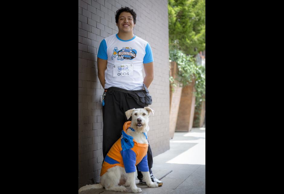 Se entregará un kit para cada participante y su perro. (Foto: George Rojas/soy502)