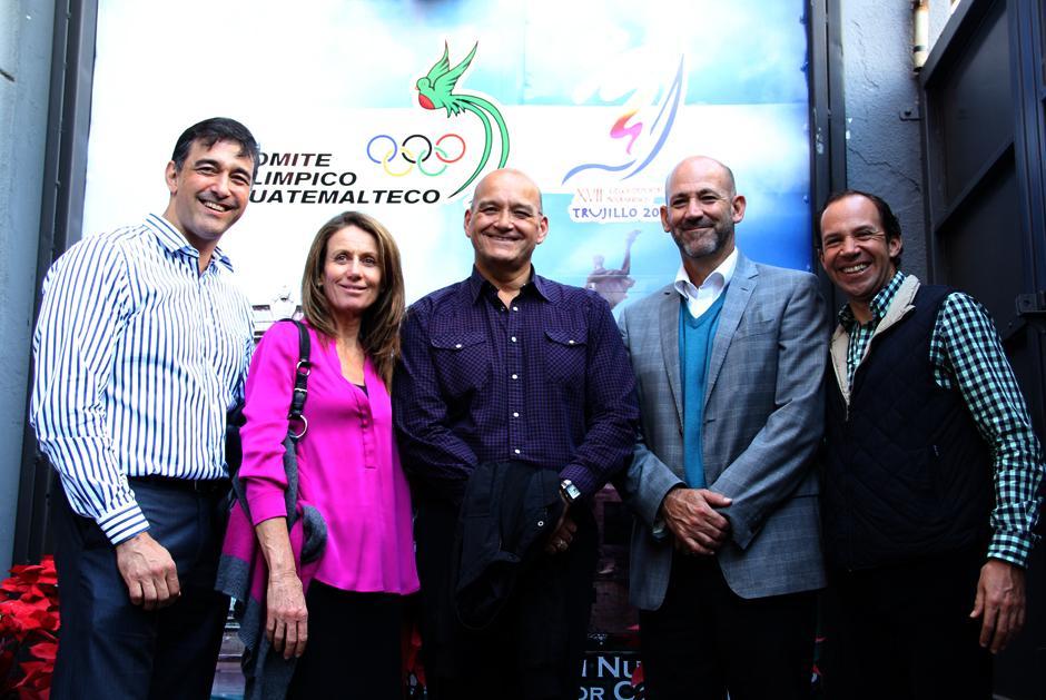 Comité Olímpico Guatemalteco, Nuevas Autoridades