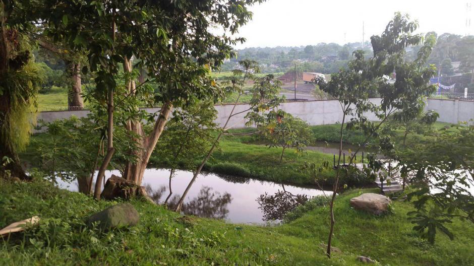 Una de las viviendas posee depósitos de agua natural. (Foto: MP)