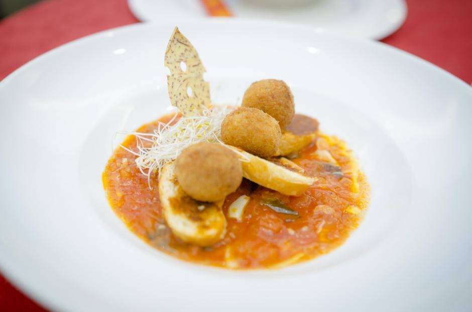 El menú ofrece recetas variadas que fusionan culturas e ingredientes internacionales. (Foto: George Rojas /Soy502)