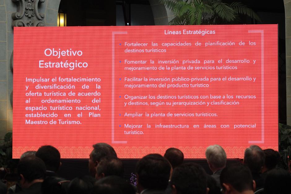 En las líneas estratégicas se propone consolidar a Guatemala como Corazón del Mundo Maya. (Foto: Alejandro Balán/Soy502)