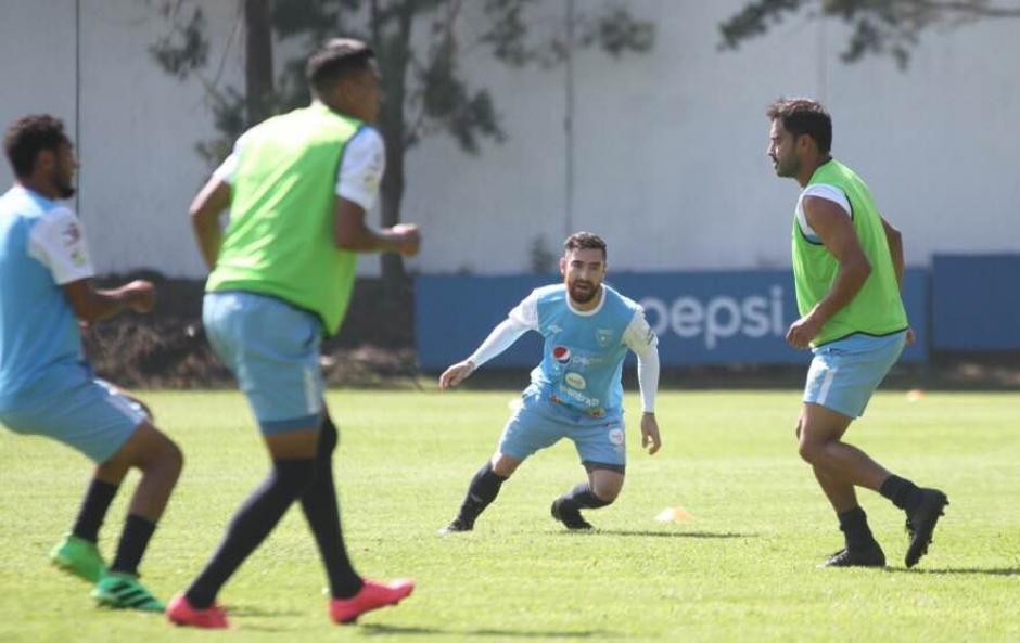 Jean Márquez no sabe si seguirá siendo el capitán de la Bicolor. (Foto: Luis Barrios/Soy502)