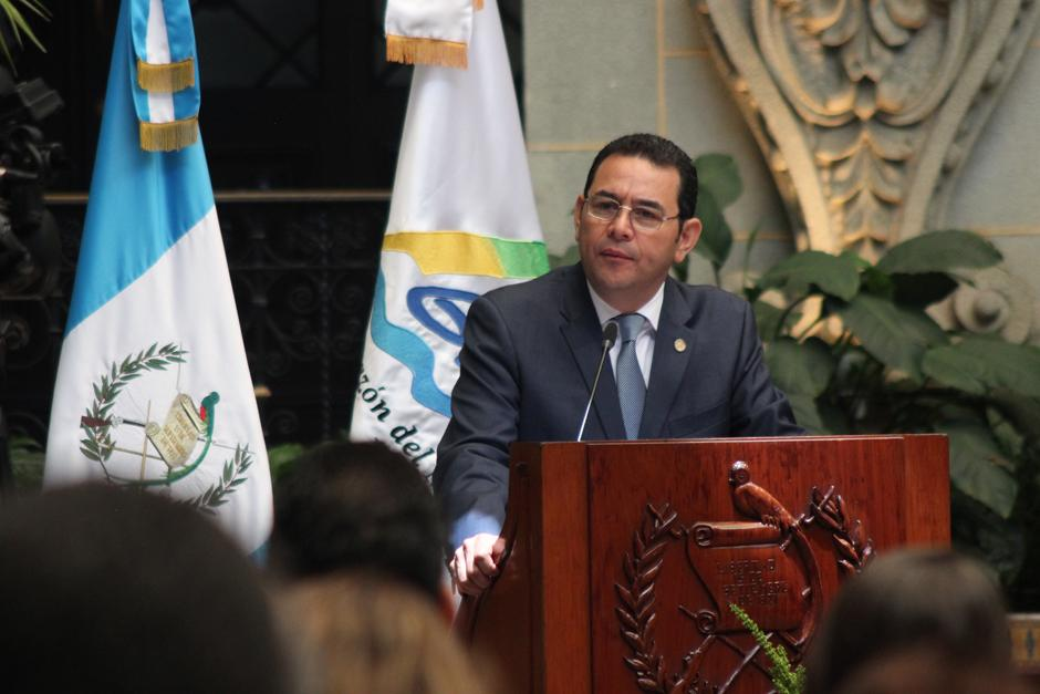 Presidente Morales eleva a Política de Estado el Plan Maestro de Turismo Sostenible. (Foto: Alejandro Balán/Soy502)