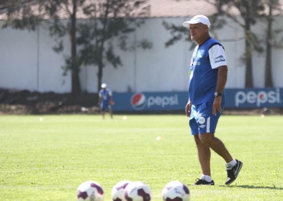 Claverí está a punto de dirigir su primer partido de eliminatoria. (Foto: Luis Barrios/Soy502)