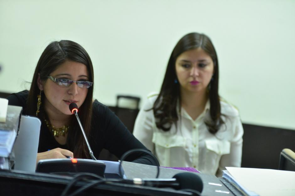 La Fiscalía señaló a Mediana Farán de recibir dádivas a cambio de traficar influecias para favorecer a partículares. (Foto Jesús Alfonso/Soy502)
