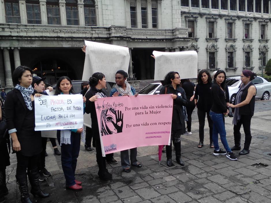 En Guatemala mueren de forma violenta dos mujeres al día y 600 aproximadamente al año. (Foto: Wendy del Cid/Soy502)