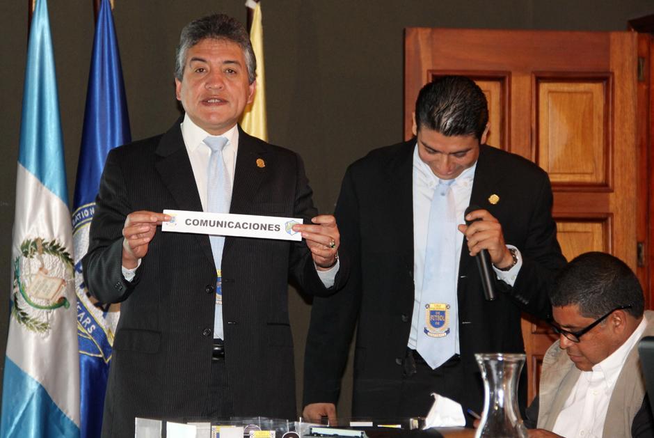 Comunicaciones inicia el Clausura 2014 de visita frente a Marquense el 18 de enero. (Luis Barrios/Soy502)