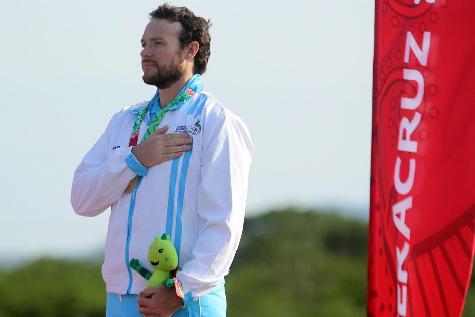 Jean Pierre Brol no pudo repetir su clasificación a Río, a pesar de ello ostenta récord mundial de platos derribados en foso, tiro con armas de caza. (Foto: Archivo)