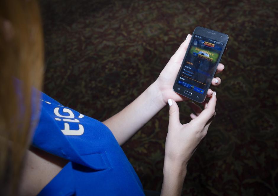 Con la aplicación Tigo Sports, los aficionados podrán seguir de cerca los pasos de la Selección rumbo a Rusia 2018.(Foto: George Rojas/Soy502)