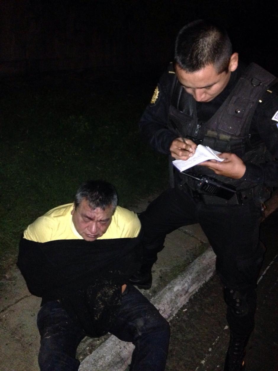 El detenido tiene orden de extradición hacia Estados Unidos. (Foto: PNC)