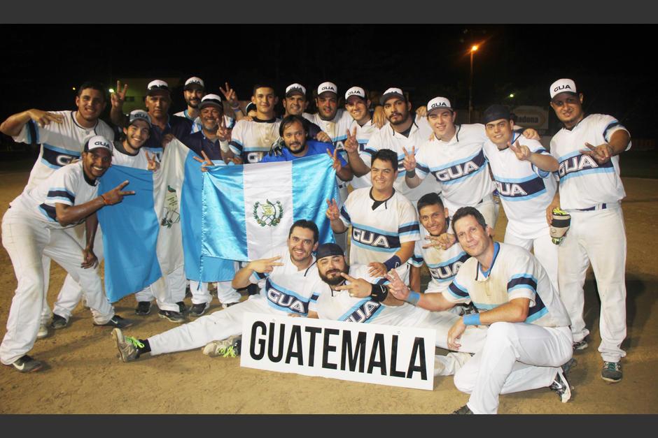 Guatemala le ganó a Panamá el último partido, con final dramático. (Foto: CDAG)