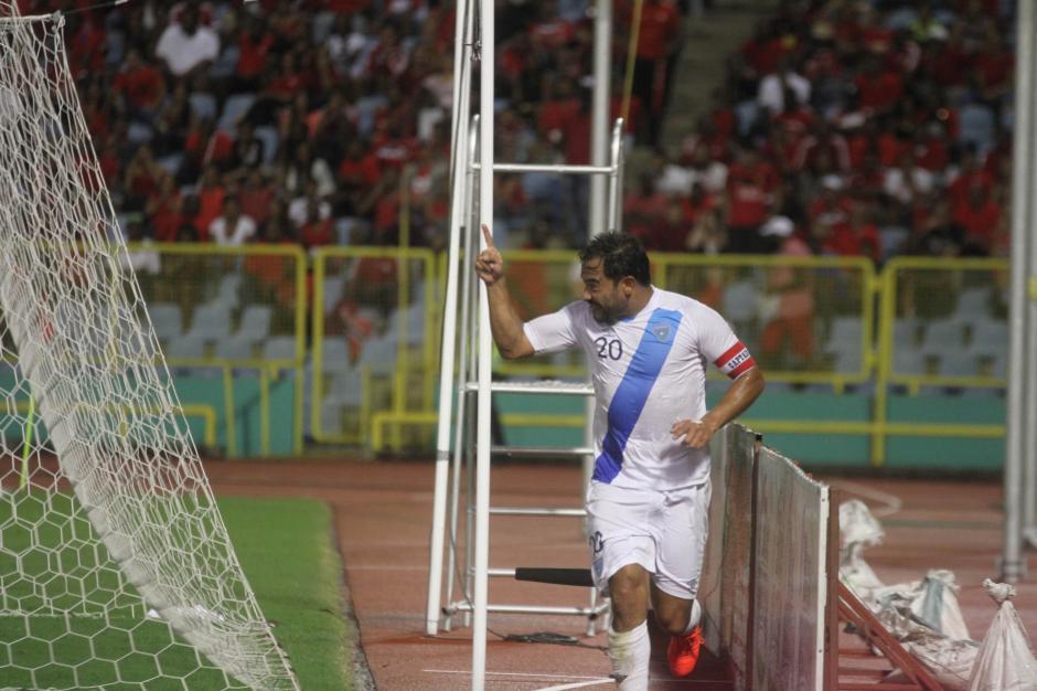 Guatemala mantiene vivo el sueño mundialista. (Foto: Luis Barrios/Soy502)