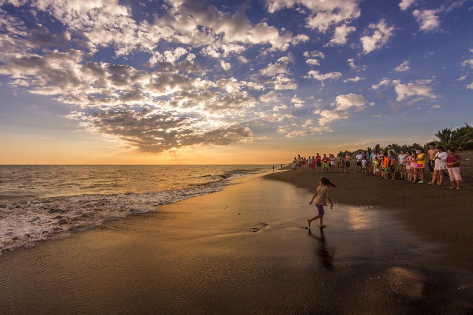 De volcanes hasta las playas, todo capturado en la lente del fotógrafo. (Foto: Fabriccio Díaz)