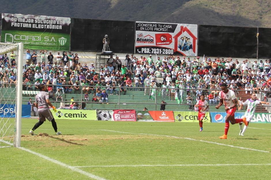 Los jugadores de Mictlán publicaron el video luego del partido contra Antigua GFC. (Foto: Archivo/Soy502)