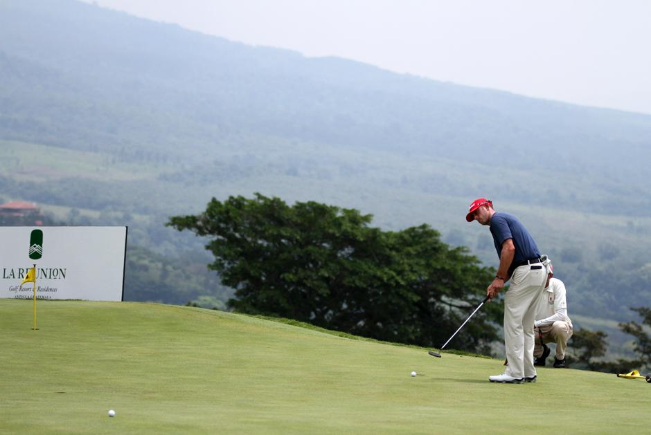 La Reunión Golf Resort, Guatemala, Golf, PGA Tour