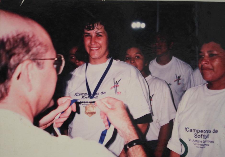 Patricia Godoy consiguió cinco títulos centroamericanos con la Selección Nacional.  (Foto: Luis Barrios/Soy502)