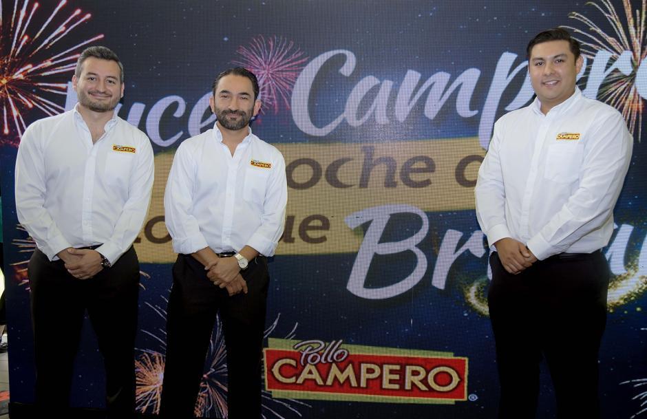 """Representantes de Pollo Campero aseguran que """"La noche de los que brillan"""" traerá muchas sorpresas a los guatemaltecos. (Foto: George Rojas /Soy502)"""