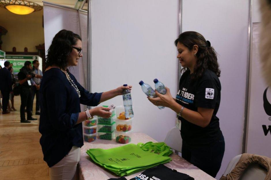Las personas que lleven productos para reciclar, podrán obtener un juguete educativo. (Foto: Agexport)