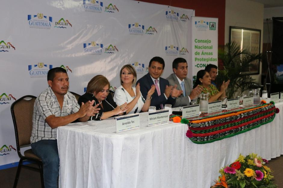 El 16 y 17 de julio se realizaron asambleas para llegar a un acuerdo con las comunidades aledañas. (Foto: Inguat)