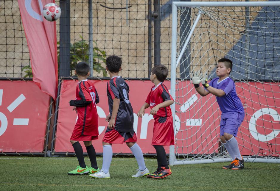 El domingo 6 de marzo se disputaron las finales de las dos categorías del torneo. (Foto: George Rojas /Soy502)