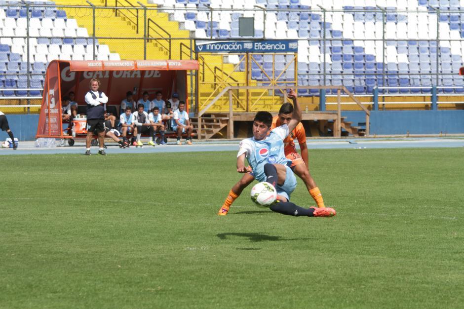 La Sub-23 realizó varios juegos de fogueo contra equipos nacionales previo al Preolímpico